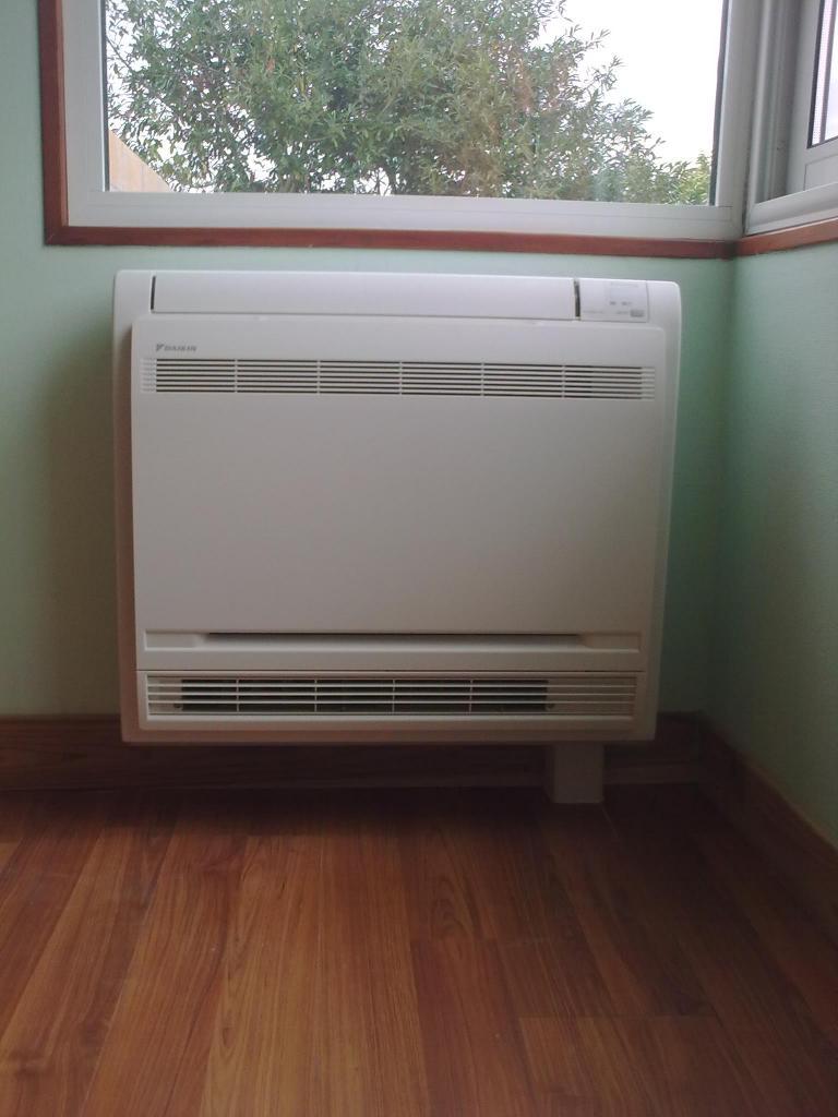 PAC Air-Air - console DAIKIN - 2010