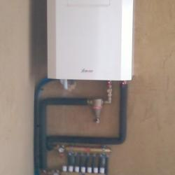 Module pompe à chaleur CARRIER - Tracy-le-val 2010
